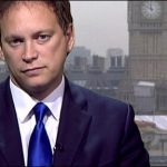 Grant Shapps and Siobhan McGrath face TV cameras today