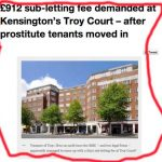 Troy Court £912 leasehold sub-letting fee cut by £400 thanks to LKP (with more to come?)