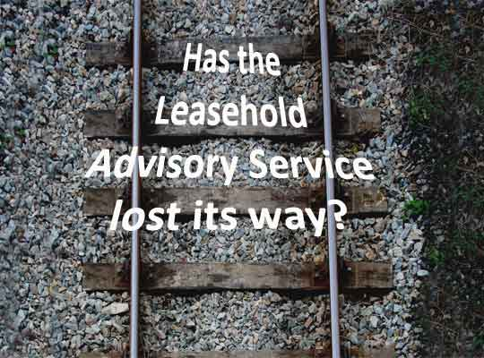 Prisk to Bottomley: what's the evidence that the Leasehold Advisory Service is not 'balanced'? Well, how about this for starters …