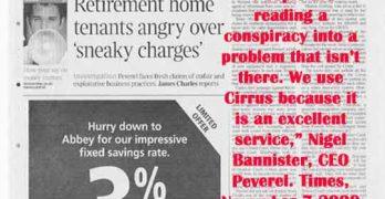 Bottomley: 'possible criminal behaviour involving Peverel' over tendering scams