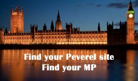 Full list of Peverel retirement sites and the constituency MPs