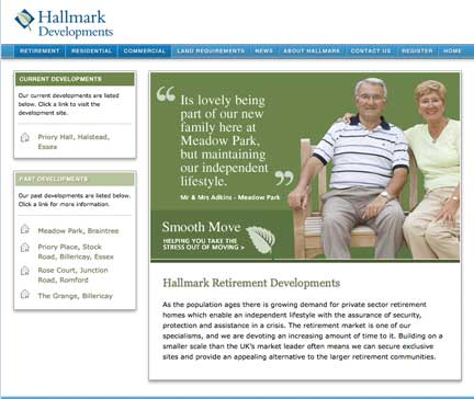 Meadow Park, by Hallmark Developments, may be lovely ... but £850 subletting fees indicate the worst excesses of retirement leasehold
