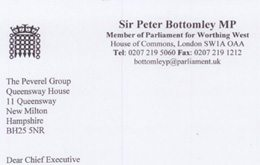 Three MPs tell Entwistle to pay up more over Peverel / Cirrus scandal, or accept binding mediation
