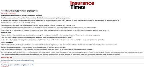 InsuranceTimes