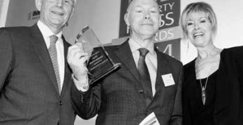 Sebastian O'Kelly wins second press award for leasehold reform
