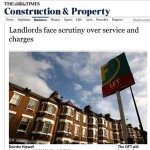 Times reports inquiry into dodgy freeholders