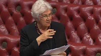 Baroness Maddock wants more right to manage and more commonhold