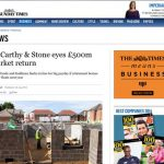 Will hedge-funders clean up in £500 million McCarthy and Stone float?
