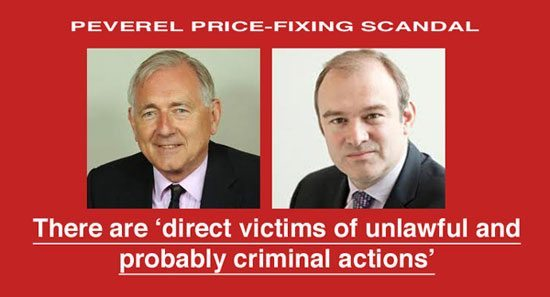 MPs demand 'justice and recompense' for victims of Peverel's price-fixing scams …