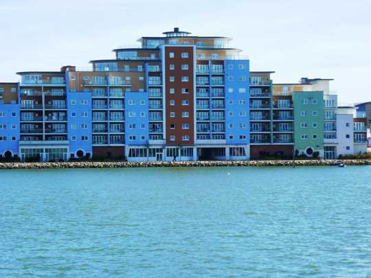 The Acqua site on the Poole waterfront is now managed by Freemont Property Management, headed by former senior Peverel executives