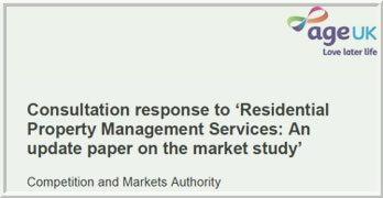 AgeUK's damning verdict on leasehold in CMA study