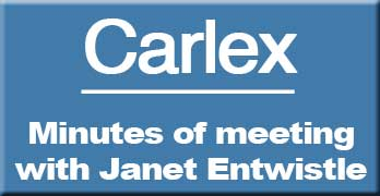 Janet Entwistle says no current Peverel staff 'linked' to Cirrus scam