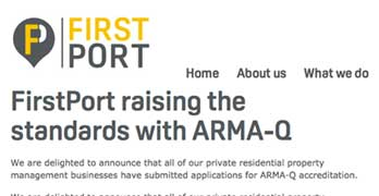 Cooee! Peverel becomes FirstPort and heading for ARMA-Q … But will it be welcome?