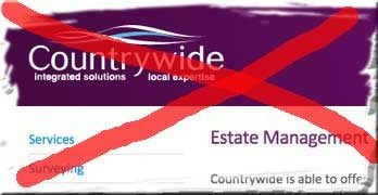 Countrywide Estate Management is OUT of ARMA