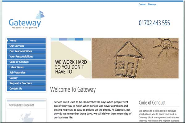 Gateway Property Management takes over the Bovis sites in Swindon and Bristol (and is taking on news staff to run them)