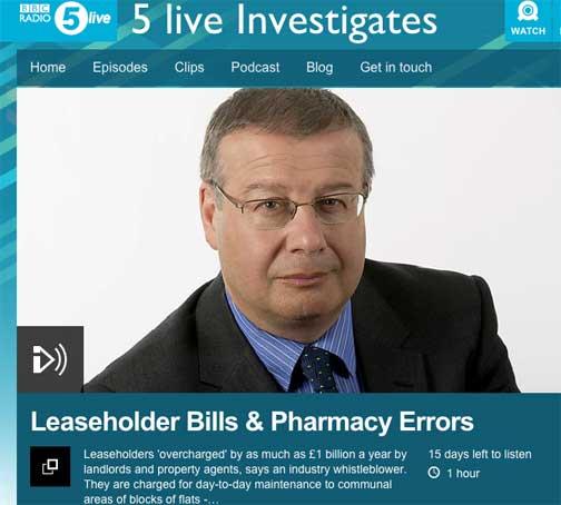 BBCRadio5LiveInvestigates