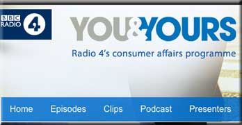 Local authority leasehold on BBC's You and Yours