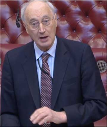 Lord Young moves amendments to help leaseholders