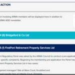 ARMA rules against FirstPort Retirement …