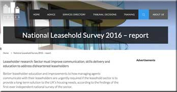 57% of leaseholders regret buying their property, says LEASE