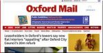 Oxford council leaseholders each facing £50,000 bills head for the courts