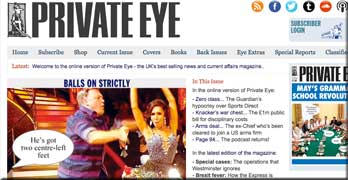 Private Eye reports challenge to 'scandal' of lease extension values