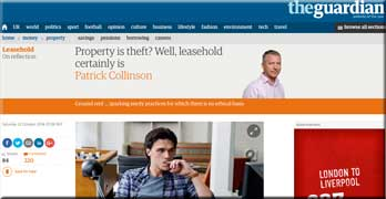 Guardian reports the Blythe Court ground rent scandal