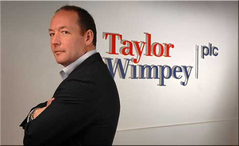 Pete Redfern has so far declined to discuss Taylor Wimpey lease terms in new properties, which have shocked professionals in the leasehold sector