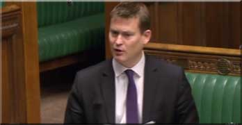 MP Justin Madders questions role of Roger Southam as LEASE chair