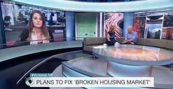 Victoria Derbyshire told 'we must end cheating speculators in leasehold housing'