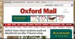 Oxford leaseholders win first round against £60,000 major works bills