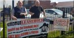 Bellway is second developer to face public protest over leasehold cheating