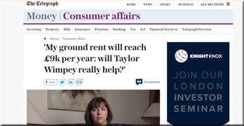 Taylor Wimpey: Secretive £130m 'compo' is PR fluff and not good enough