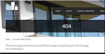 Roger Southam silenced on LEASE website as blog is removed
