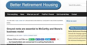 McCarthy and Stone says ground rents essential, but why sell freeholds to murky Adriatic Land?