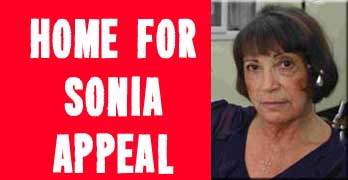 Appeal: Home for Sonia McColl OBE