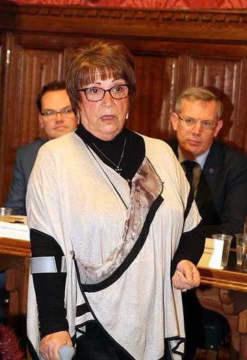 Sonia McColl OBE
