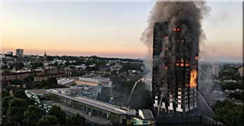 Leaseholders in local authority and housing association blocks will have Grenfell cladding bill paid by government