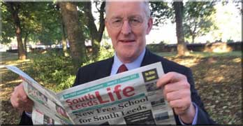 Hilary Benn rounds on Miller Homes in Leeds constituency