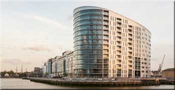 NHBC accepts Grenfell cladding bill at Galliard's New Capital Quay