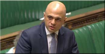 Sajid Javid calls for Grenfell cladding round table with developers and freeholders … and LKP will be invited
