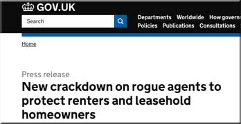 Government announces regulator to protect leaseholders and their £4 billion in service charges