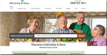 McCarthy and Stone: Ground rents are not the future of retirement housing
