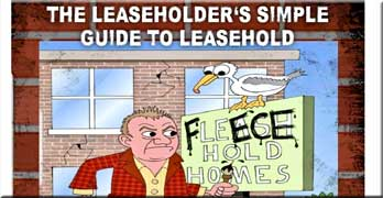 Louie Burns publishes £2.63 ebook guide for leaseholders