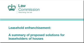 LKP response to Law Commission on leasehold houses