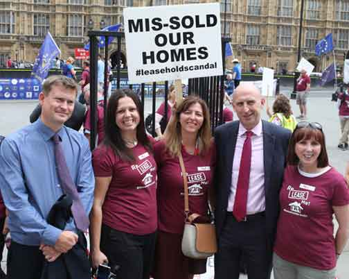 National Leasehold Campaign
