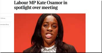 Kate Osamor MP asks parliamentary questions for Long Harbour on ground rents, says Daily Telegraph