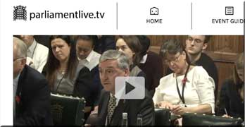 Select Committee on leasehold, November 5 2018