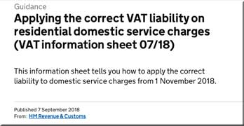 VAT on house managers' wages will cost leaseholders £50m a year, says Rendall and Rittner