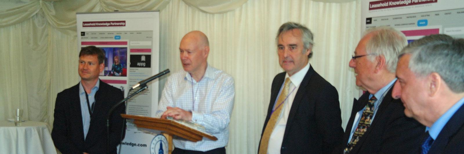 Leasehold Knowledge Partnership Parliamentary award
